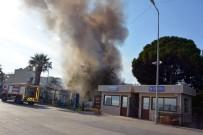 ALTıNKUM - Didim'deki Yangın Korkulu Anlar Yaşattı