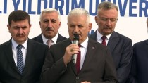 Erzincan Binali Yıldırım Üniversitesi Akademik Yılı Açılış Töreni