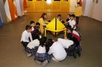 VAHŞİ YAŞAM - Evrensel Değerler Çocuk Müzesi'ne Çocuk Akını