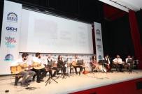 GEBZE BELEDİYESİ - GESMEK Öğrencileri Gebzelileri Konserde Buluşturdu.