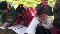 Göçmen Çocuklara 'Resimle Terapi'