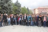 TOPLUM DESTEKLI POLISLIK - Hakkarili 150 Öğrenci Çanakkale Ve İstanbul'a Uğurlandı