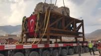 Hasankeyf'teki Tarihi Orta Kapı Birleştirildi