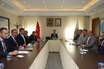 Iğdır'da Ekonomi Değerlendirme Toplantısı