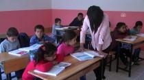İran Sınırındaki Okulda Eğitime Başlandı