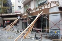 ONARIM ÇALIŞMASI - İzmit Belediyesi'nden Bakırcılar Çarşısı'nda İyileştirme Çalışması