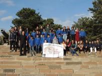 UMUTLU - Karslı Öğrenciler Erzurum'u Gezdi