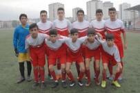 GÖKTÜRK - Kayseri U-16 Futbol Ligi