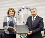 HAYDAR ALİYEV - Kayseri'ye Azeri Kardeş