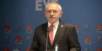KAMU ÇALIŞANI - Kılıçdaroğlu'ndan 'Sendikalaşma' Vurgusu