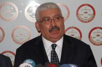 GENEL BAŞKAN YARDIMCISI - 'Kimse Genel Başkanımıza Nezaket Dersi Vermeye Kalkamaz'