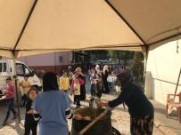 OKUL MÜDÜRÜ - Köşk Adnan Menderes İlkokulu Suriyeli Çocuklar İçin Seferber Oldu