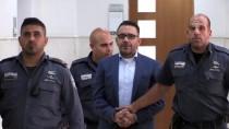 EV HAPSİ - Kudüs Valisi İsrail Mahkemesine Çıkarıldı