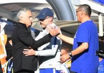 CHELSEA - Maurizio Sarri Açıklaması 'Mourinho'ya Daha Fazla Saygı Gösterin'