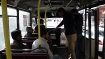 Minibüsüyle Öğrencileri 1 Liraya Taşıyacak