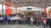 BÜYÜKŞEHİR YASASI - Nazilli Belediyesi, Yeşildere'ye Sosyal Tesis Kazandırdı