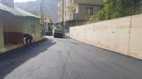 BEŞEVLER - Şemdinli'de Yollar Asfaltlanıyor