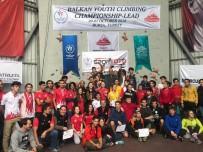 NİLÜFER - Spor Tırmanış Balkan Şampiyonası Sona Erdi