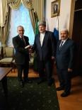 PETERSBURG - St. Petersburg Başkonsolosu Bele'den Rusya'nın Müslüman Liderine Ziyaret