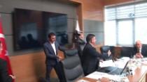 MİLLİ SAVUNMA KOMİSYONU - TBMM Milli Savunma Komisyonu Toplandı