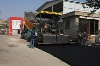 Traktörcüler Sitesi Yolu Asfaltlandı