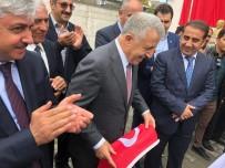 YUNUS KILIÇ - Vali Doğan Ve AK Parti Milletvekilleri Kağızman'da