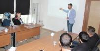 KORUMA MÜDÜRÜ - VASKİ'den 'İş Sağlığı Ve Oryantasyon' Eğitimi