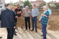 YUNUS EMRE ALTıNER - Yahyalı'da Yeni Hastane Yapımı İçin Yer Teslimi Yapıldı