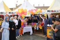 Zeytin Yağı Festivaline Üniversite De Katıldı