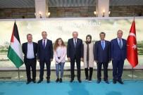 Ahed Tamimi - Ahed Tamimi Mevlüt Uysal'ı Ziyaret Etti