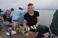 BALIK TUTMAK - Amatör Balıkçıların Çinekop Avı