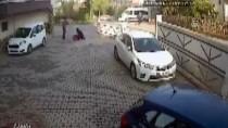 Anneyle Kızına Sokak Köpekleri Saldırdı