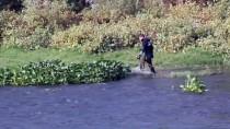 BALIK TUTMAK - Asi Nehri'nde Kaybolan Genci Arama Çalışmaları Sürüyor