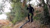 ASI NEHRI - Asi Nehri'nde Kaybolan Genci Arama Çalışmalarına Ara Verildi