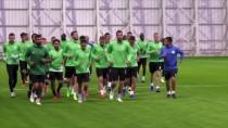 ALI TURAN - Atiker Konyaspor'da Medipol Başakşehir Maçı Hazırlıkları