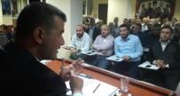 İL BAŞKANLARI TOPLANTISI - Aydın MHP İstişare Toplantısında Gündemi Değerlendirdi