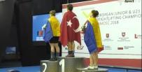 AVRUPA ŞAMPİYONU - Aydınlı Ayşegül Çakın, Avrupa Şampiyonu Oldu