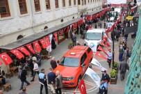 KAYIP KAÇAK - Bartın Belediyesi Yeni Araçlarını Tanıttı