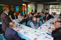 KARAÇAY - Başkan Akın Dernek Yöneticileri İle Buluştu