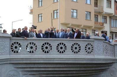 Başkan Altay Açıklaması 'İlçelerimizin Cazibesi Gün Geçtikçe Artıyor'