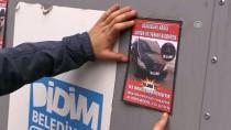 İNŞAAT ŞİRKETİ - Belediyenin Hacizli Makam Aracını Bulana 10 Bin Lira Ödül