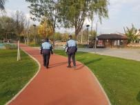 Bolu'da Halka Açık Parklarda Alkol Alanlara Ceza Kesildi