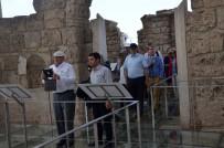 BAĞBAŞı - Büyükelçi Chilcott'dan Laodikeia Antik Kenti'ndeki Bulunan Tarihi Kilise İle İlgili Açıklama