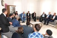 RAMAZAN ÖZCAN - Büyükşehir Malatya'nın Geleceğini Planlıyor