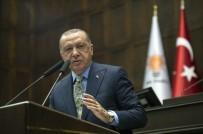 ANAYASA KOMİSYONU - Cumhurbaşkanı Erdoğan Açıklaması 'Mademki 'Biz Yolumuza' Diyorlar Bizde Herkes Kendi Yoluna Deriz'