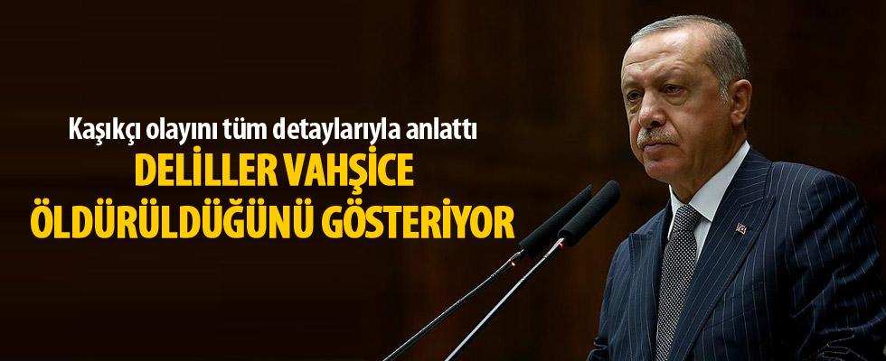 Cumhurbaşkanı Erdoğan'dan 'Kaşıkçı' soruları