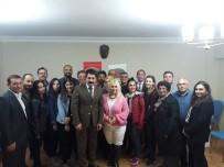 HALK EĞİTİM MERKEZİ - Eskişehir Anadolu Kültür Ve Dayanışma Derneği'nde ''Diksiyon'' Dersleri Başladı