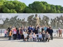 ÇANAKKALE SAVAŞı - Eskişehir Yunus Emre Ülkü Ocakları'ndan Çanakkale Çıkarması