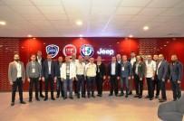 TOFAŞ - GAGİAD Üyeleri, Türkiye'nin Farklı Sektörlerindeki Başarı Hikayelerini Yerinde İnceledi