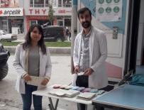 Hakkari'de 'Dünya El Yıkama Günü' Standı Açıldı